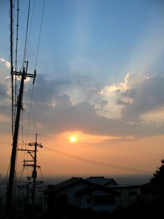 ikoma_sunset02-731144
