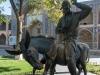 Buchara - Hodja Nasreddin Monument