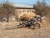Kadok Village - Donkey Cart