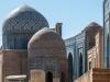 Samarkand - Shohi Zinda Mausoleum